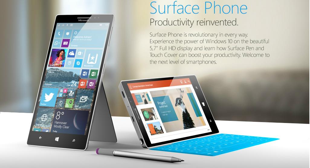Surface Phone estaría vivo después de todo