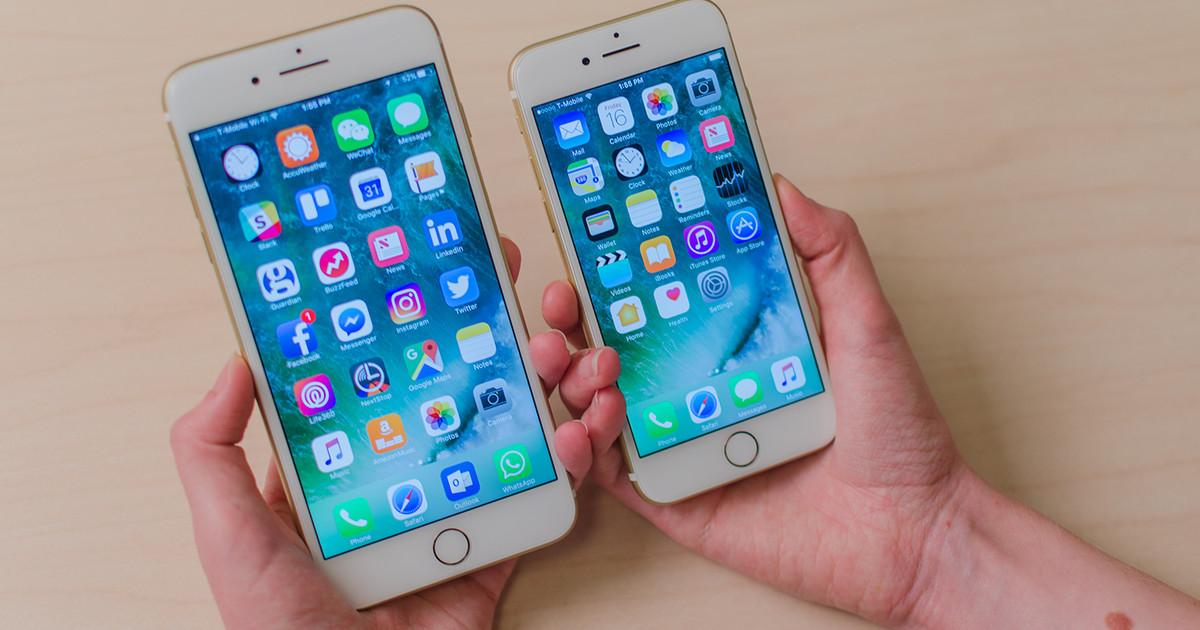 iPhone será de origen gringo