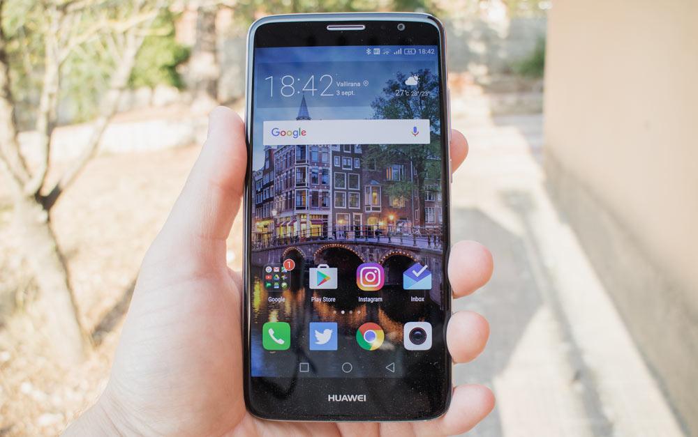 Huawei prefirió seguir con sus propios desarrollos