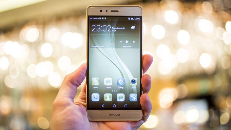 Huawei P9 es uno de los mejores telefonos de la marca