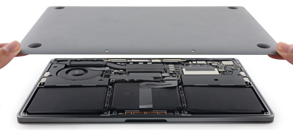 iFixit-MacBook-Pro 2016