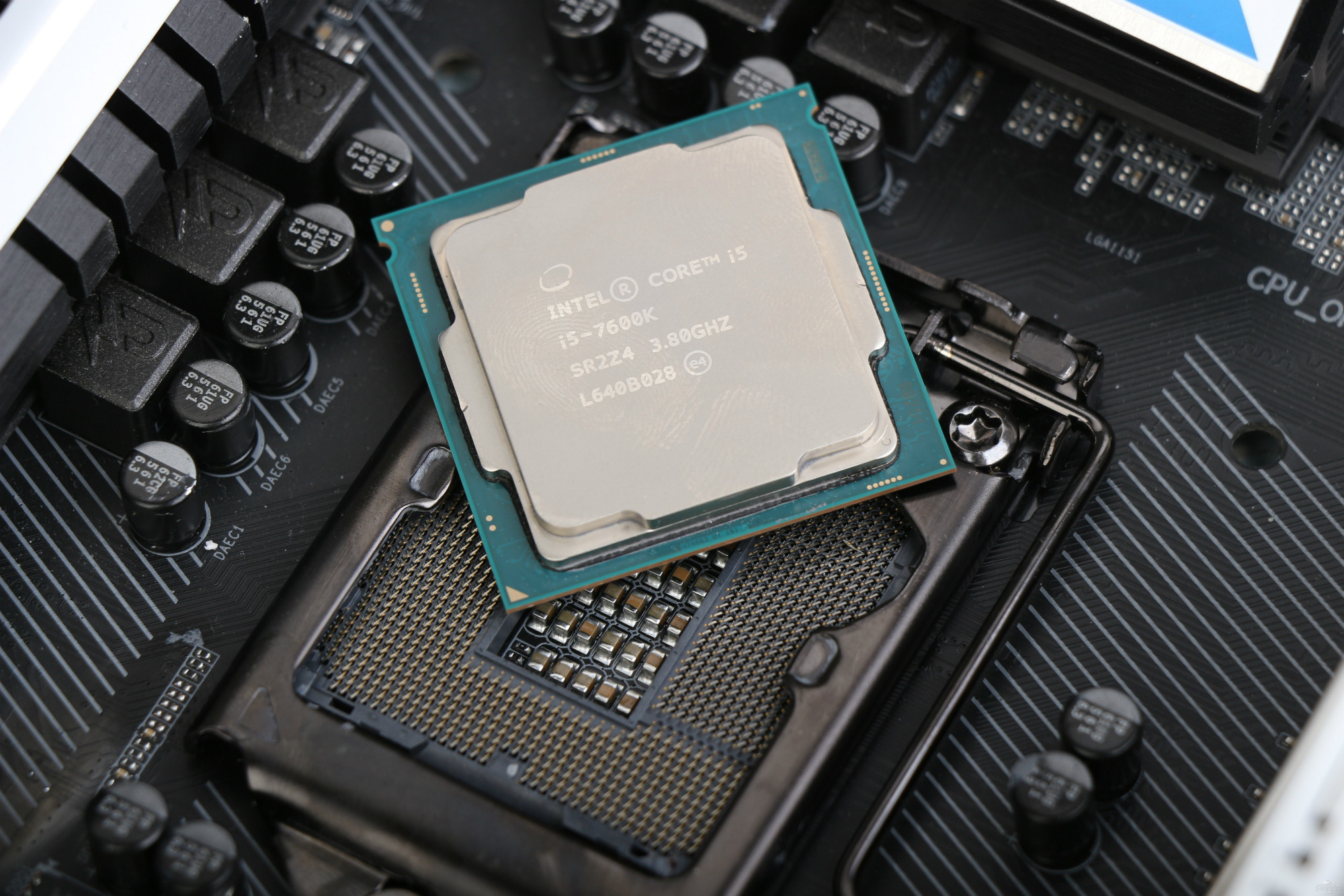 intel core-i5-7600k benchmark filtrado 1