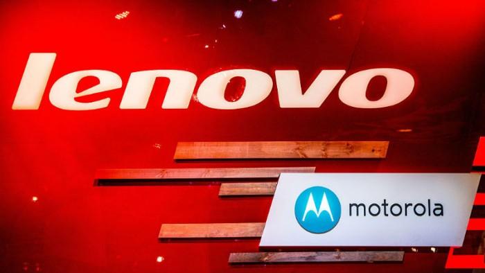 Moto será la marca particular de smartphones de Lenovo