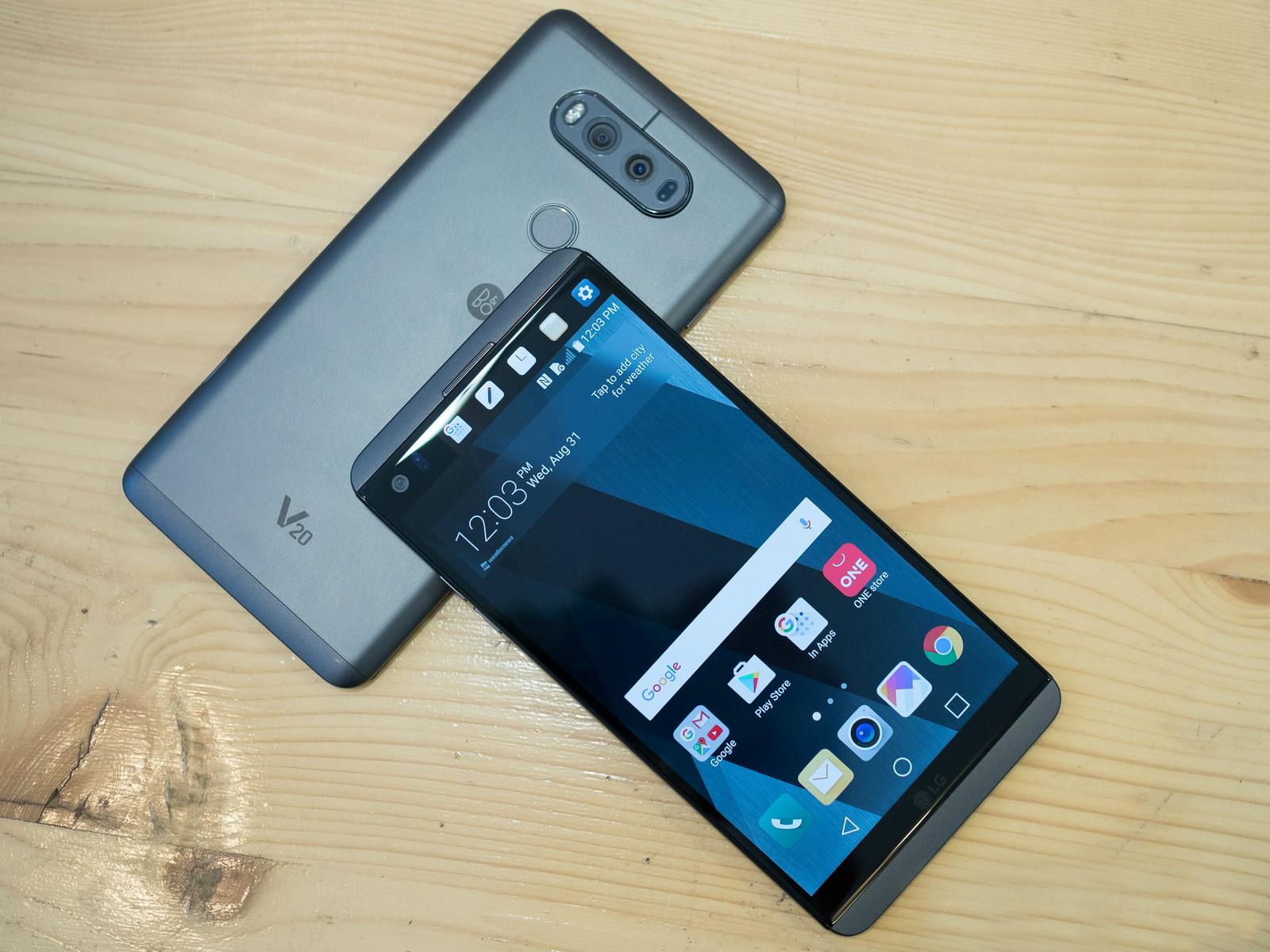 LG V20 buscará conquistar el mercado mexicano