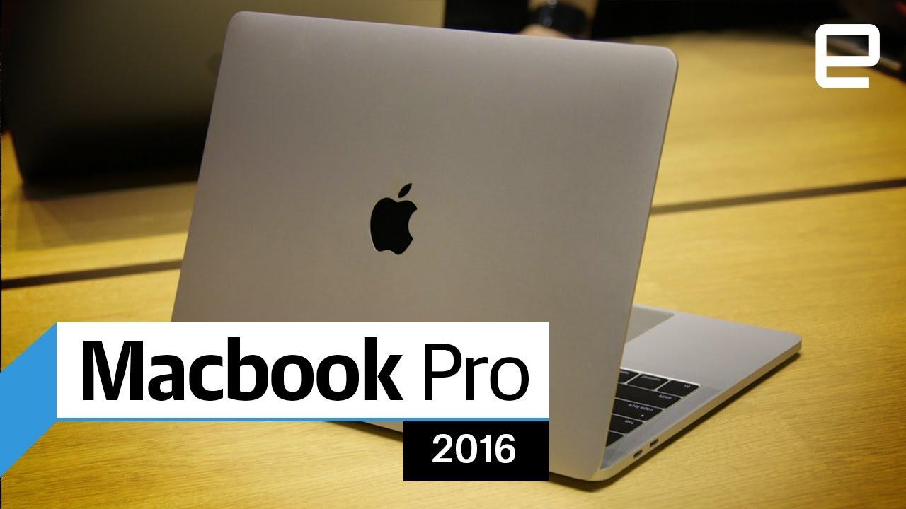 Apple diseño un MacBook Pro más complejo [cc: Engadget]