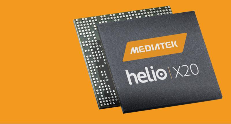 MediaTek es una de las principales compañías en crecimiento anual