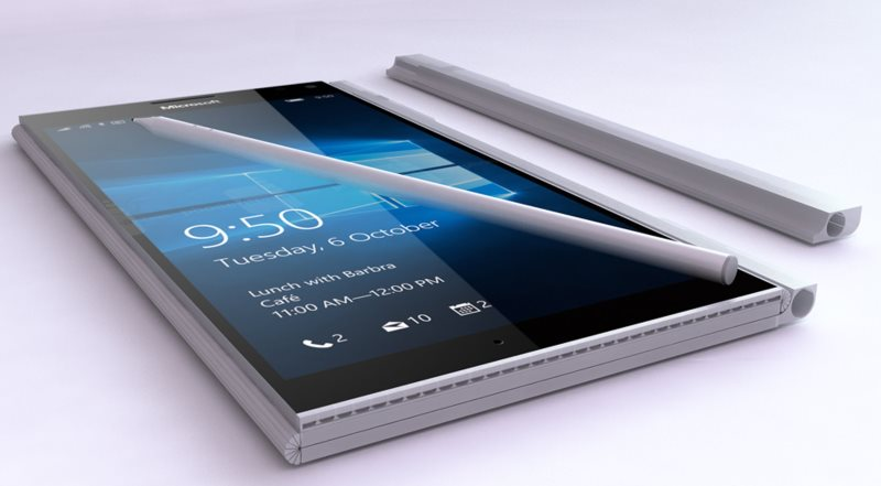 Surface Phone ya podría ser una realidad