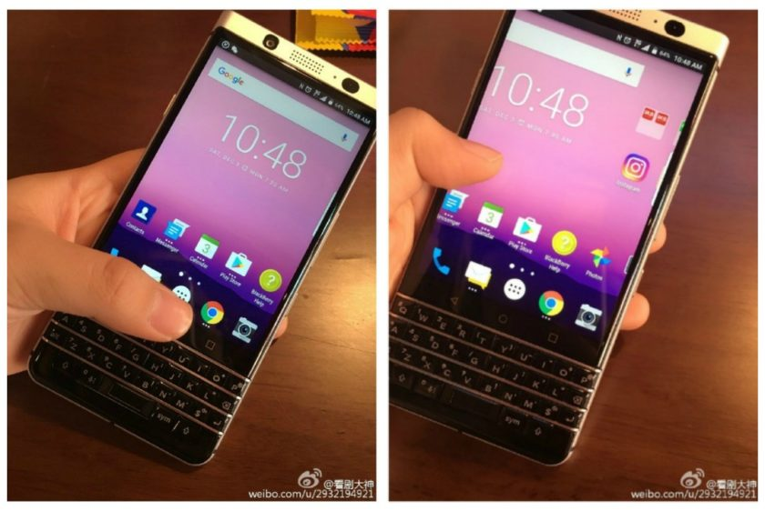 BlackBerry-Mercury-Android-phone