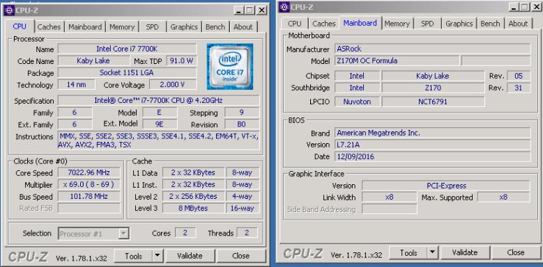 Core-i7-7700K-CPU-Z-overclock-7-GHz