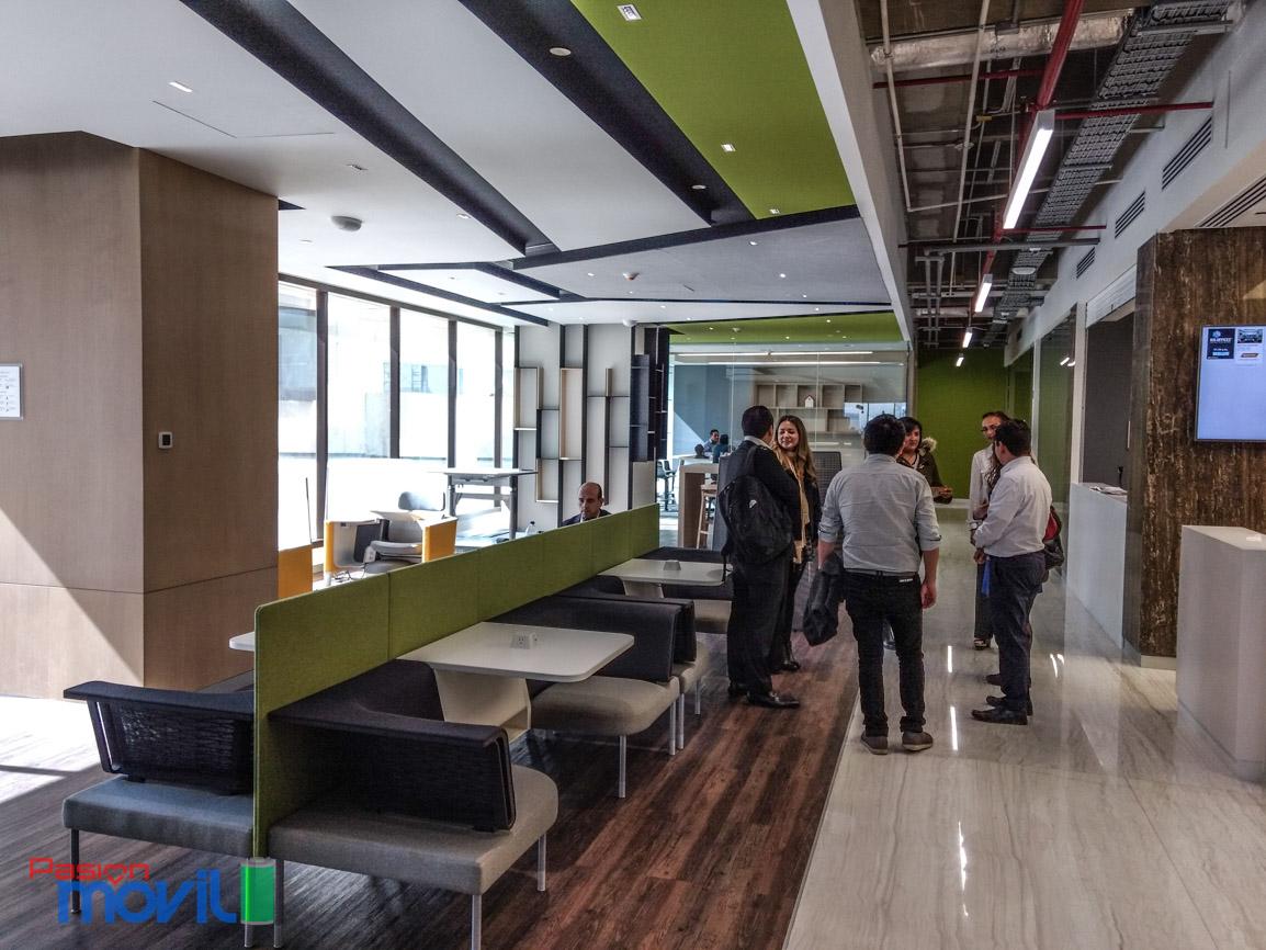 Conoce las oficinas de mediatek m xico poderpda for Oficinas de youtube mexico