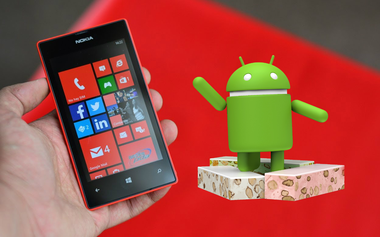 Un Nokia de 2013 es capaz de mover Nougat