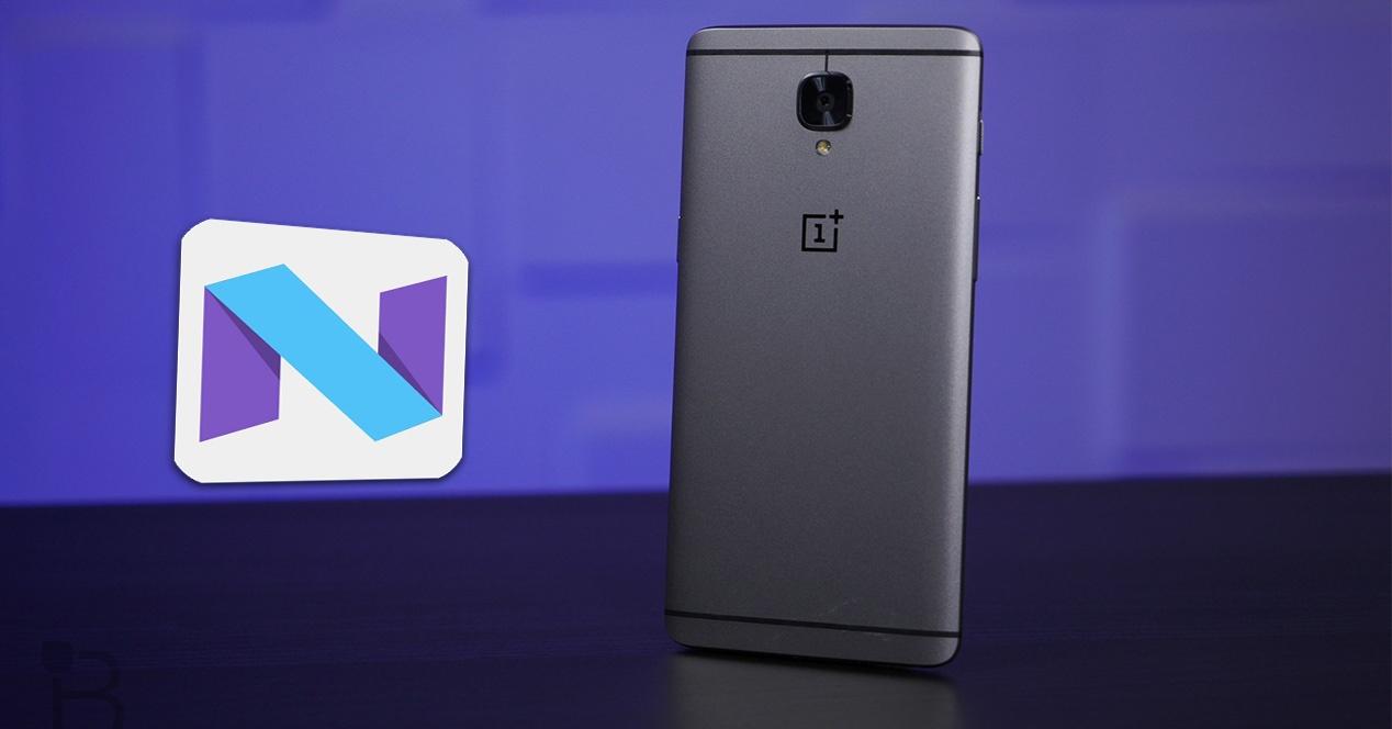 OnePlus 3 pronto recibirá Nougar de forma oficial