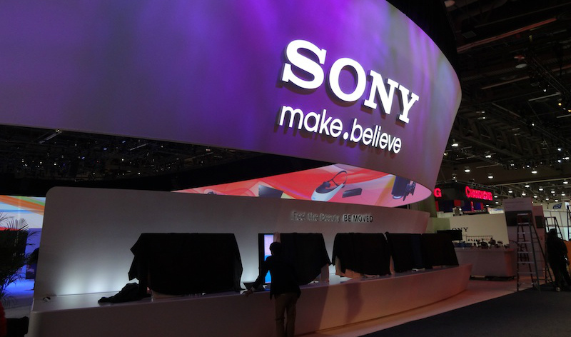 Sony estará presente en Las Vegas
