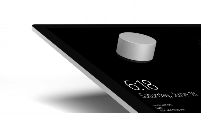 Surface-Dial