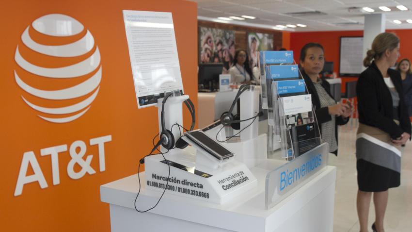 AT&T está de manteles largos con esta nueva tienda