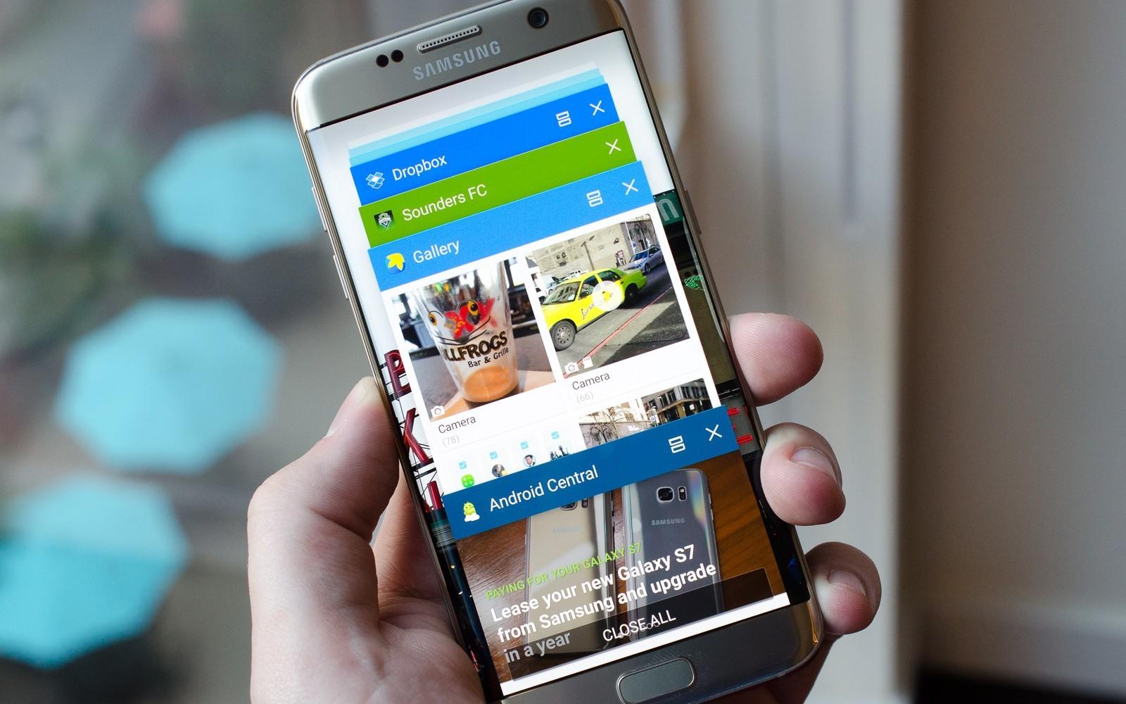 Galaxy S7 y S7 edge pronto gozarán de Nougat oficialmente