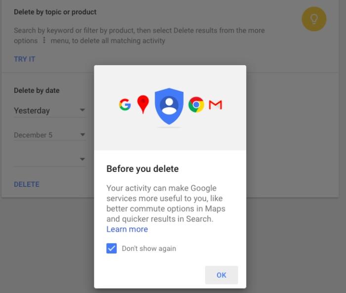 google voice advertencia