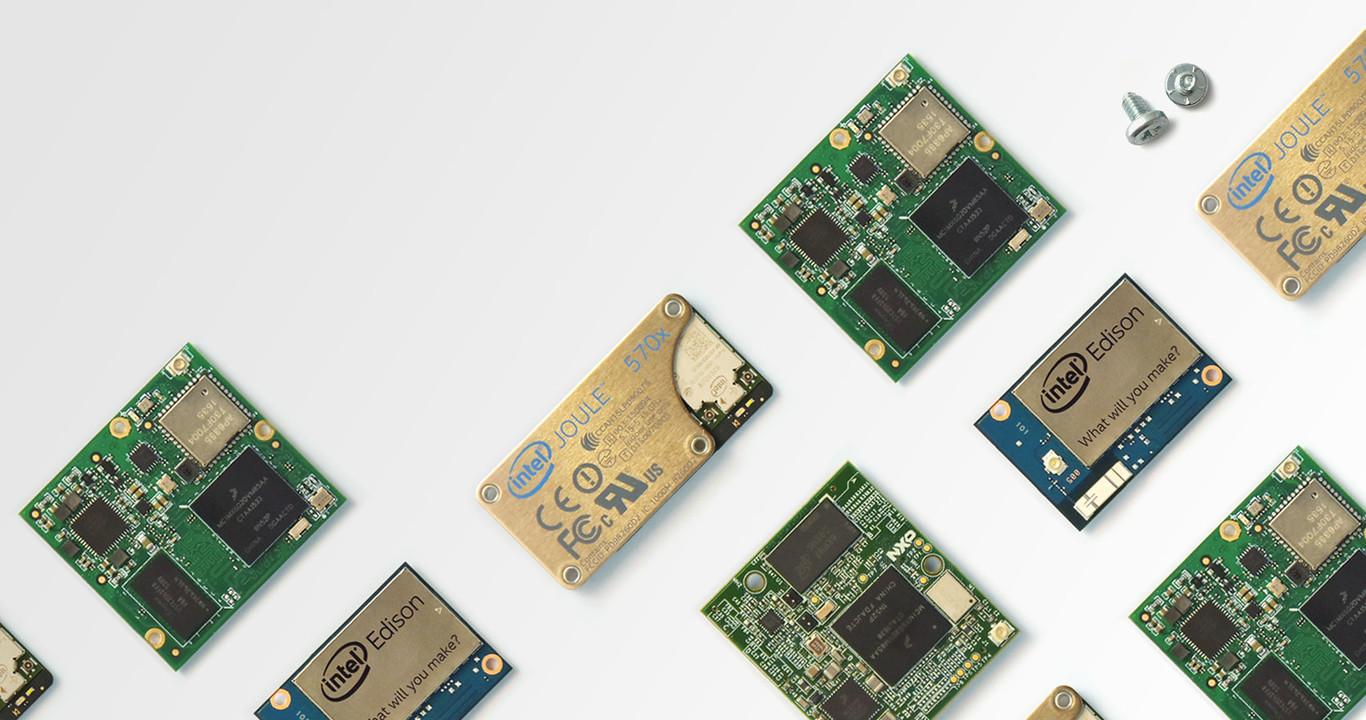 internet de las cosas android things