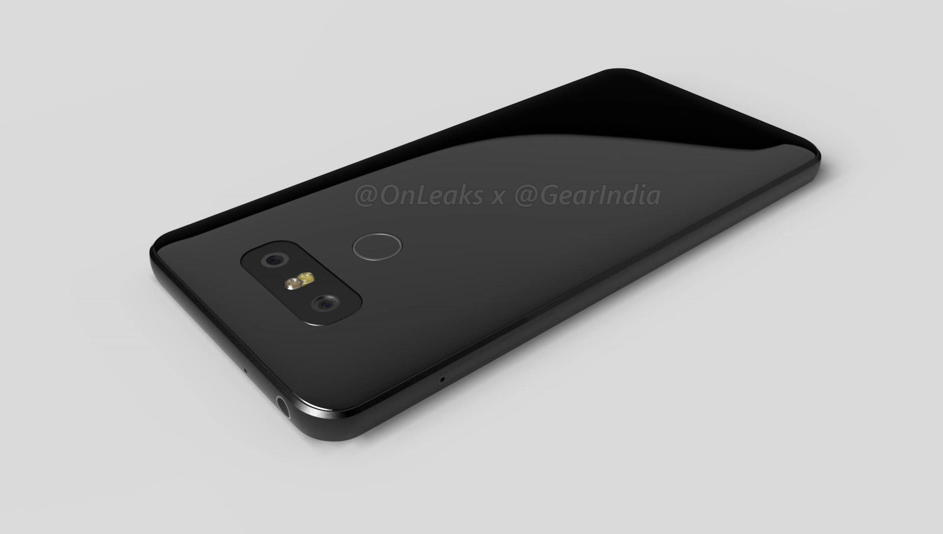 Así luce el nuevo LG G6