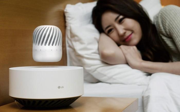 lg levitable speaker