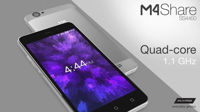 m4 share ss4450 mediatek
