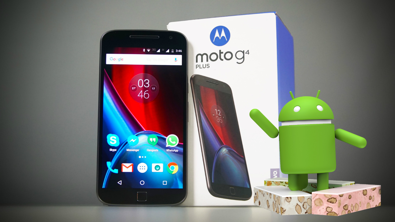 Android 7.0 Nougat ya está llegando al G4 y G4 Plus
