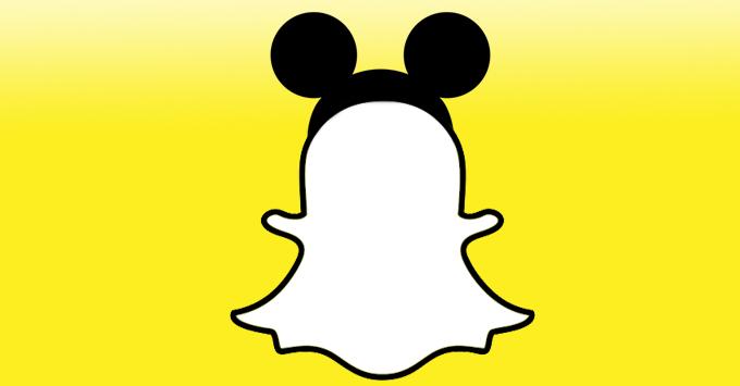 snapchat-Disney