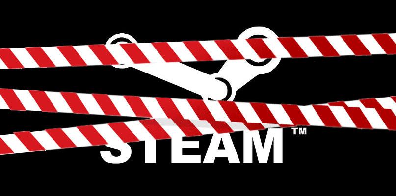 Steam está fuera de servicio justo antes de navidad