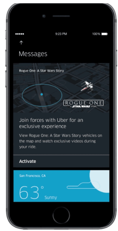 uber rogue one