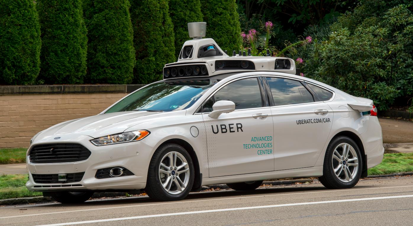 Uber dejará de operar sus automóviles autónomos en USA