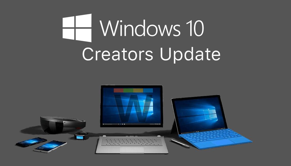 Windows 10 Creators Update llegará en la primera mitad del 2017