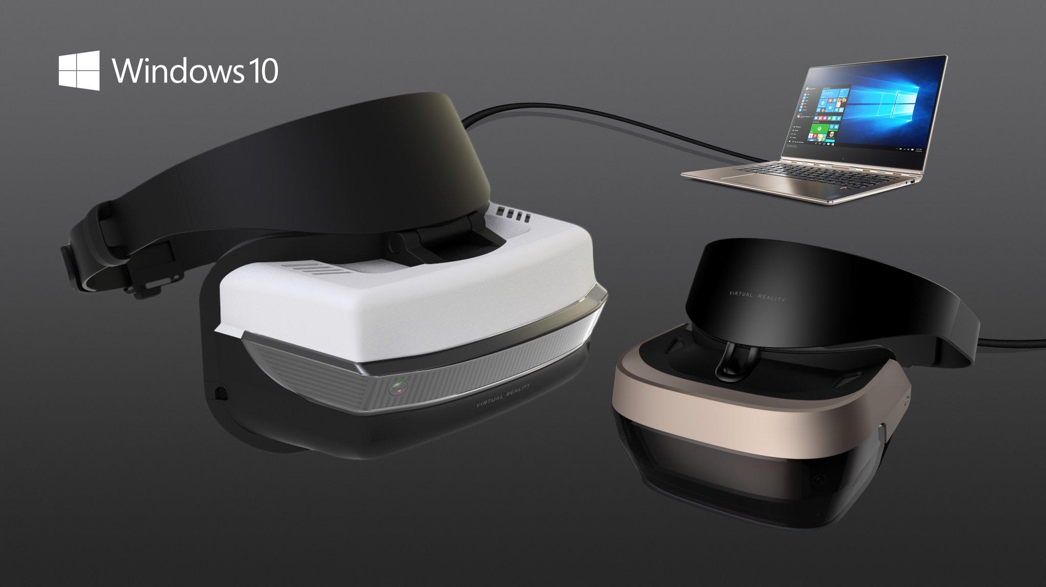Windows 10 VR sorprende con sus requisitos