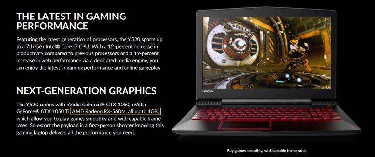 AMD-Radeon-RX-560M-Lenovo-Y520