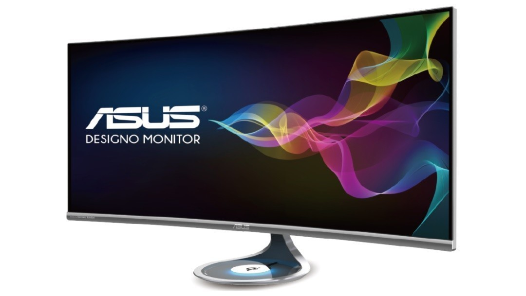 Este es un gran monitor curvo de ASUS para profesionales