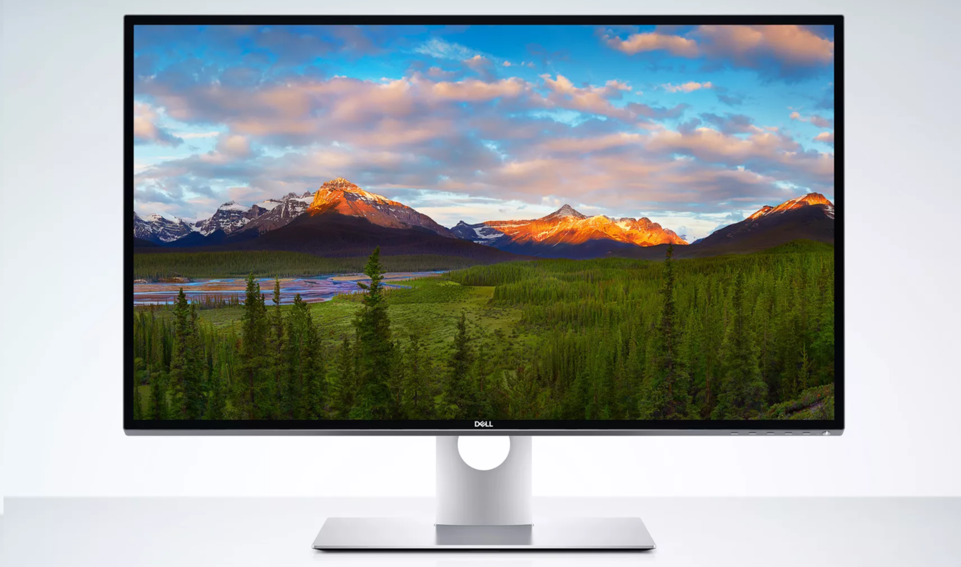 Así es el baratito nuevo monitor Ultra HD de Dell