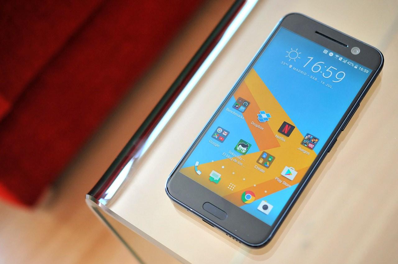 HTC 10 tiene problemas con Nougat