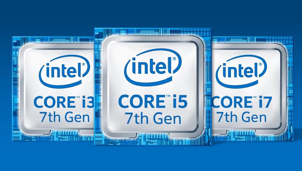 Ya son oficiales todos los procesadores Kaby Lake de Intel