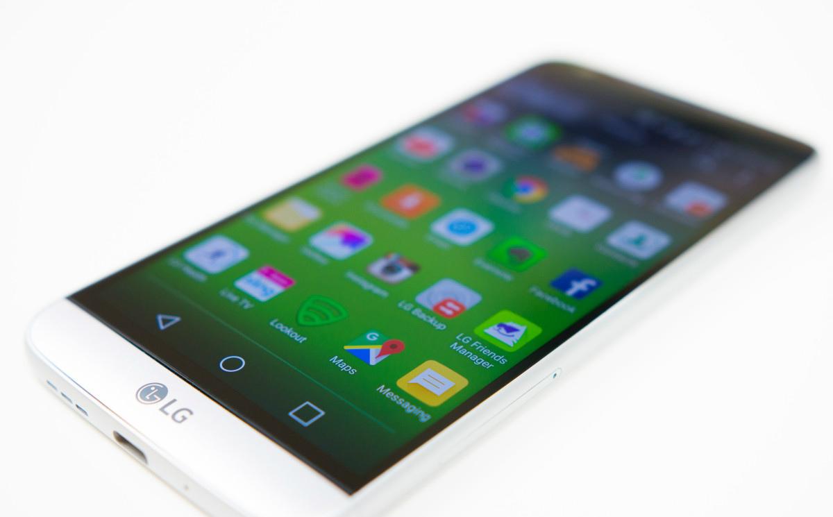 LG G6 estrenará una nueva pantalla con más resolución