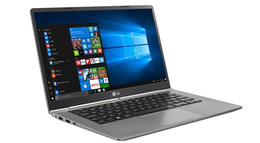 Conoce el nuevo portátil superligero de LG