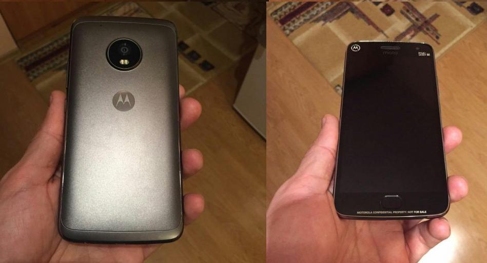 Moto G5 Plus apostaría por una mejor cámara