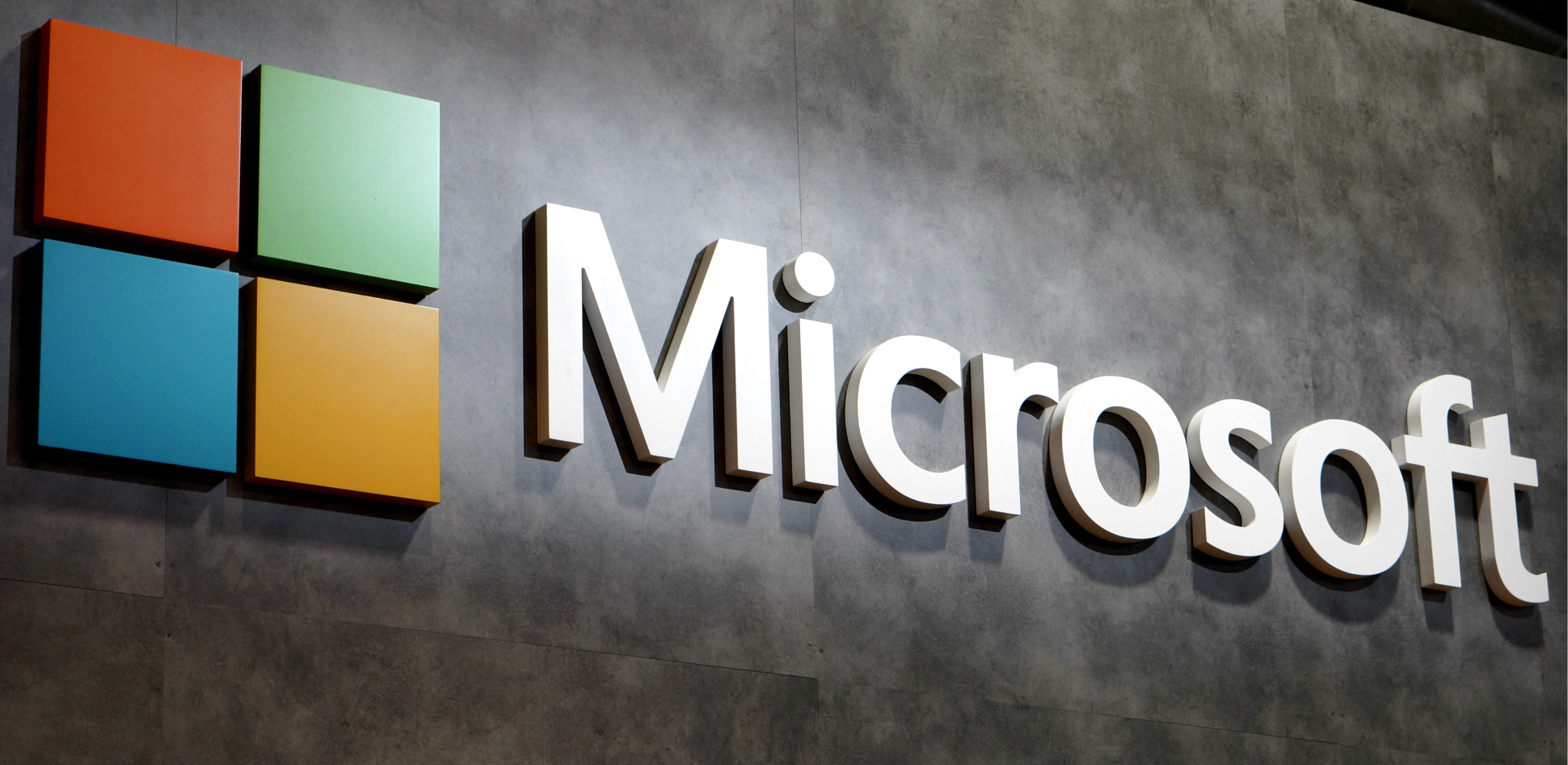 Microsoft reporta finanzas sanas
