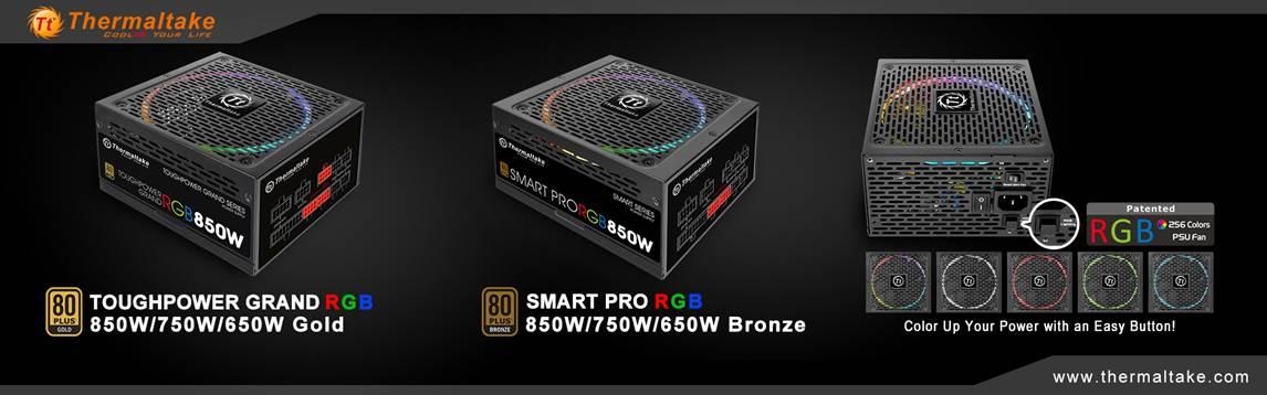 Thermaltake Smart Pro RGB Bronze 2