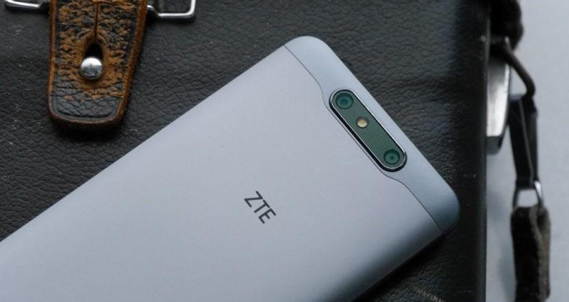 ZTE ofrece un móvil bastante capaz