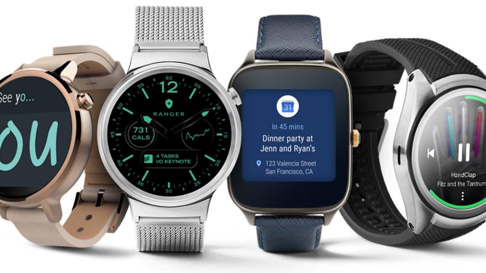 Ya se viene Android Wear 2.0
