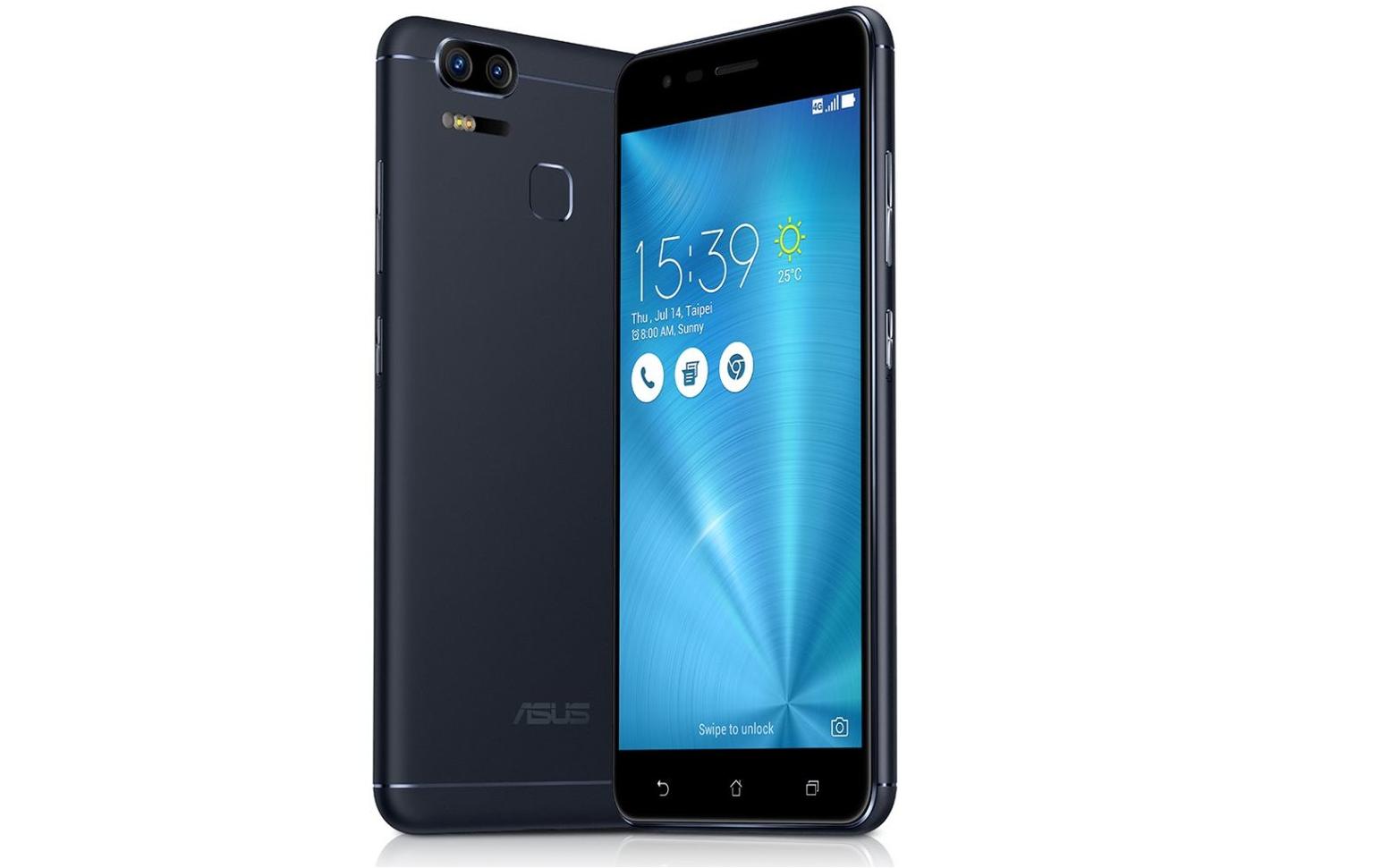Así luce el nuevo smartphone fotográfico de ASUS