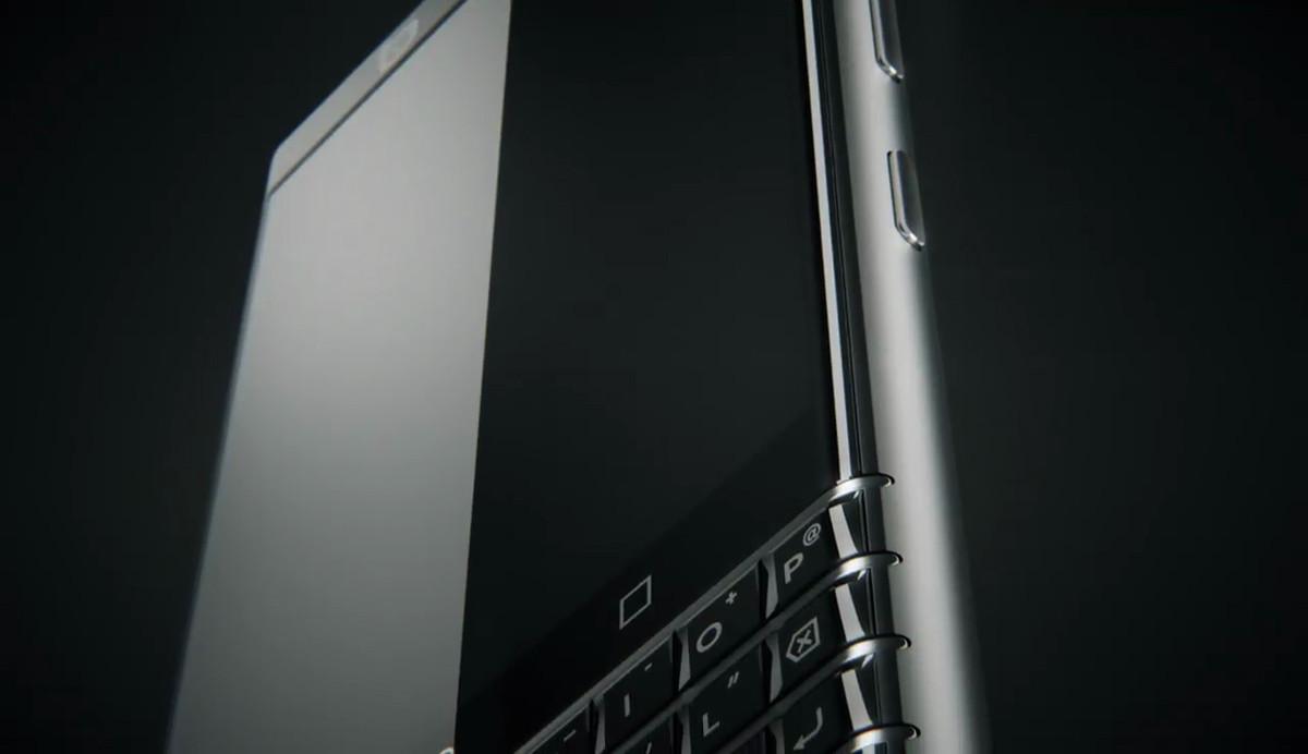 BlackBerry Mercury está cerca de ver la luz