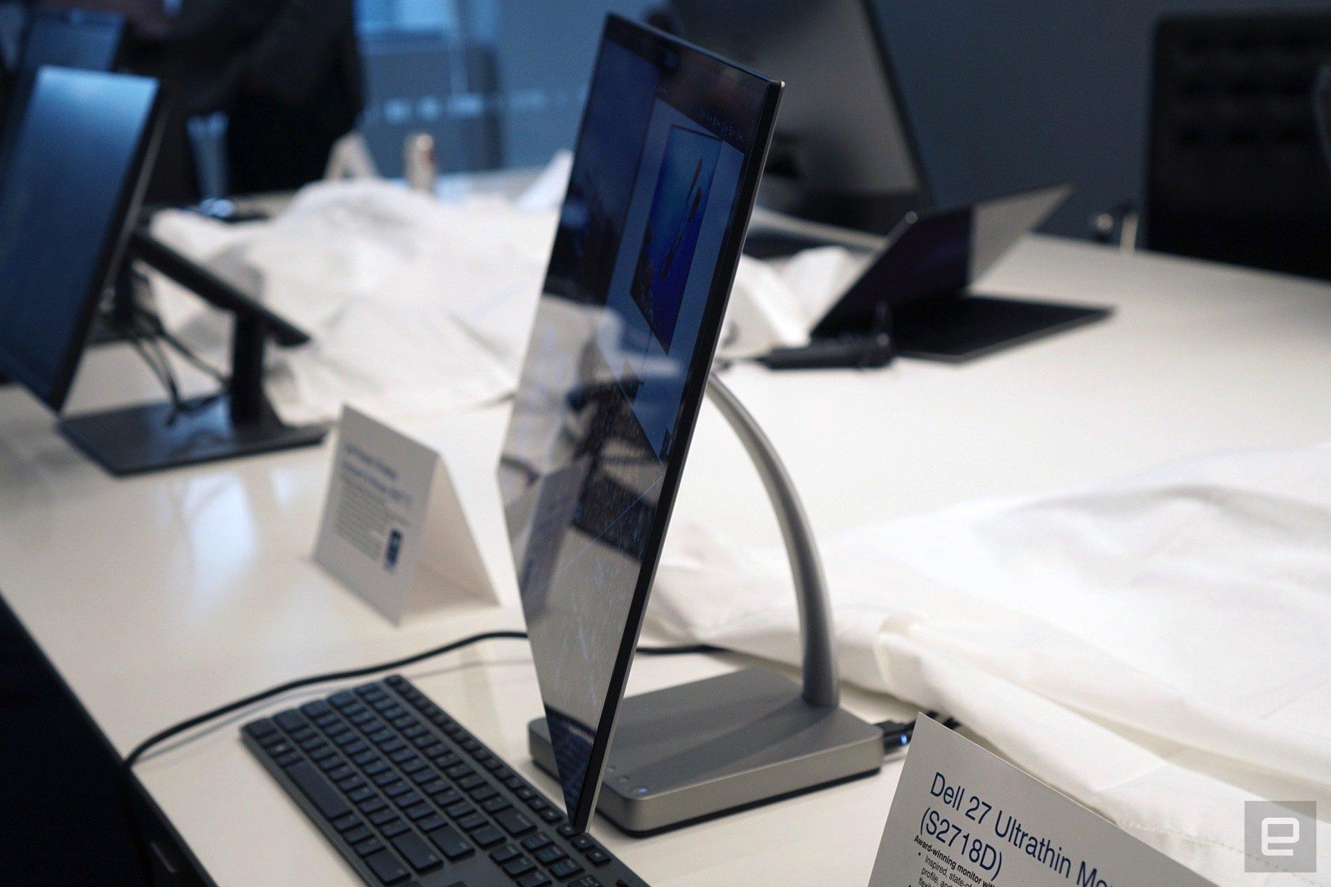 Dell estrena monitor 2K de 27 pulgadas superdelgado | PoderPDA
