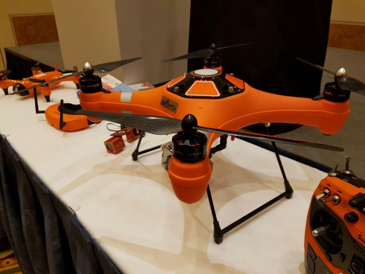 dron swell pro ces17-9