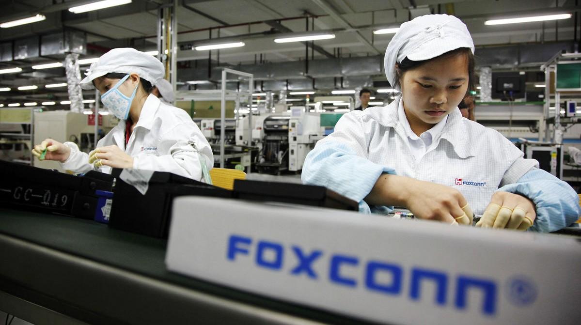 Foxconn comienza su desembarque en USA
