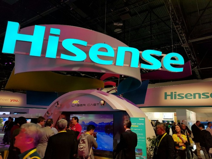hisense ces17 booth aires
